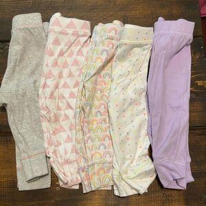 Cloud Island Baby Pants